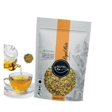 Nutriplus Herbata Royal Mate - Codzienna energia