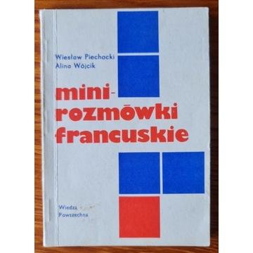 Mini Rozmówki Francuskie 1991