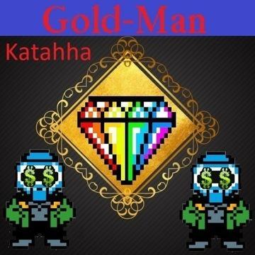 Margonem złoto Katahha 7m DOSTĘPNE OD 26.IX
