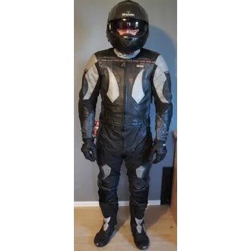 Kombinezon motocyklowy MĘSKI dwuczęściowy AKITO