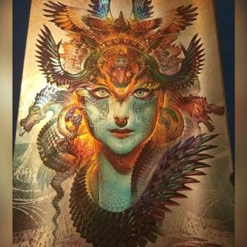 Notes Dharma Dragon Ultra LINIA- Paperblanks