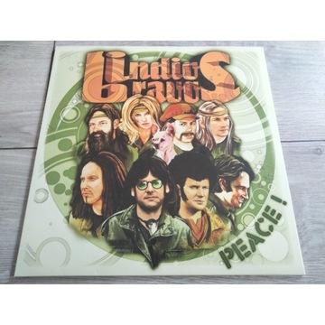 INDIOS BRAVOS - Peace! 1LP
