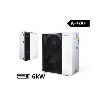 Pompa Ciepła  PCCO SPLIT 20kW z grzałką 6 kW