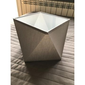 Abażur do lampy - geometryczny