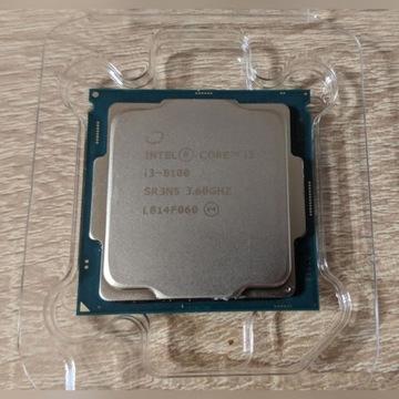 Procesor Intel Core i3-8100 8th Gen 3,6GHz box