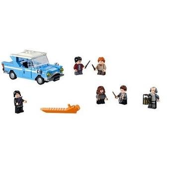 LEGO  HARRY POTTER 75953 - BIJĄCA WIERZBA FIGURKI