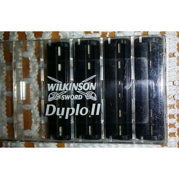 4 wkłady Wilkinson Sword Duplo II