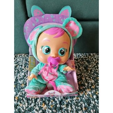 Babies Cry płacząca lalka bobas Myszka