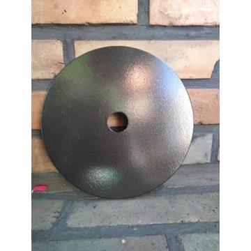 Obciążenie, ciężarek na siłownię otwór 30mm 4kg