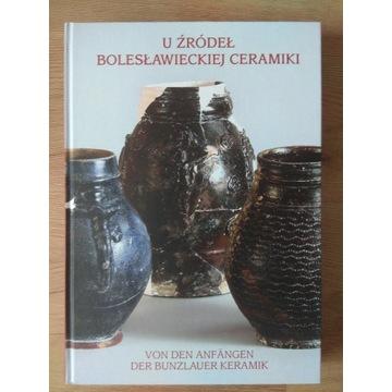 U źródeł bolesławieckiej ceramiki, katalog, Unikat
