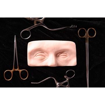 Skórki PMU Brwi i oczy otwarte