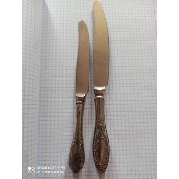 Stare sztućce 2 noże