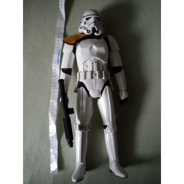 Duża figurka Star Wars Sandtrooper wysokość 47cm
