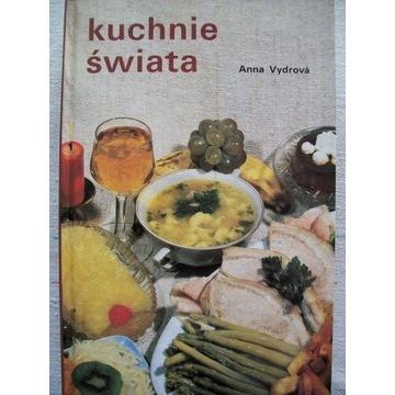 Kuchnie świata - Anna Vydrova