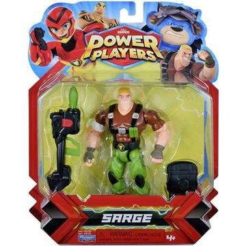 Power Players Sierżant Szarża Figurka
