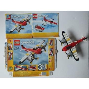 Lego 7292 Creator 3 w 1 Propeller Adventures