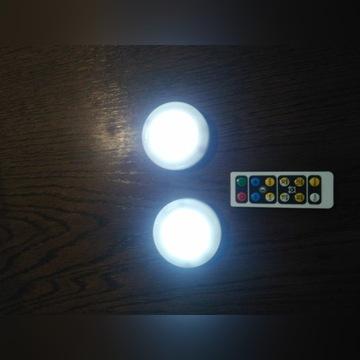 Lampki LED+pilot