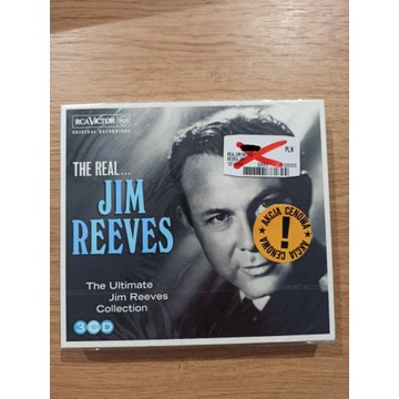 The Real ... Jim Reeves 3 CDs