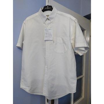Koszula biała meska
