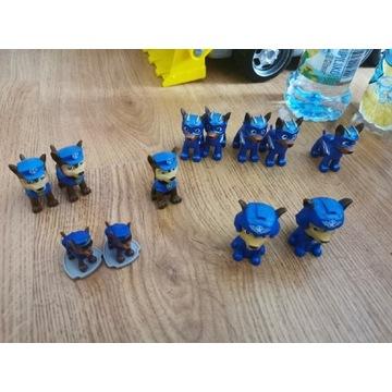 Figurki PSI Patrol, Minonki i 44 koty