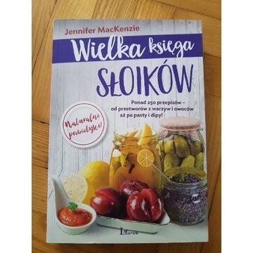 Książka Jennifer MacKenzie Wielka księga słoików