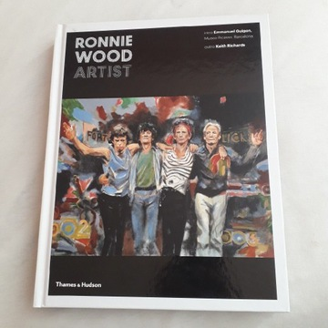 Ronnie Wood Rolling Stones ARTIST