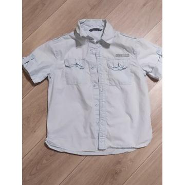 4 Koszule z kr. rękawem dla chłopca