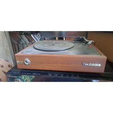 Gramofon z wbudowanym wzmacniaczem. Nie MOFI