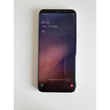 Samsung Galaxy S8+ Srebrny 4 GB / 64 GB