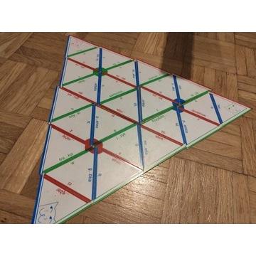 Gra ortogrficzna piramida