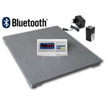 Waga bezprzewodowa 1,2x1,2 3t 1,5t Bluetooth palet