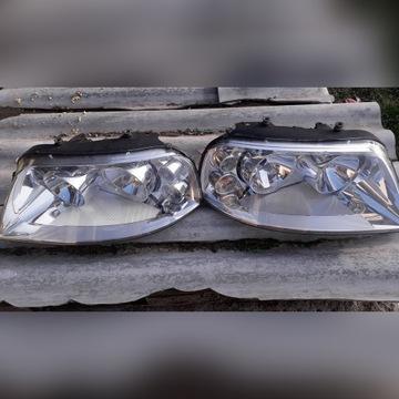 Lampy Przód VW Sharan