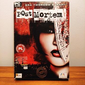 POST MORTEM 2xCD PL PC