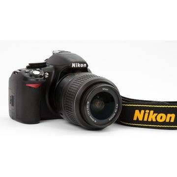 Nikon D3100 +EF-S 18-55 f3,5-5,6 G DX VR