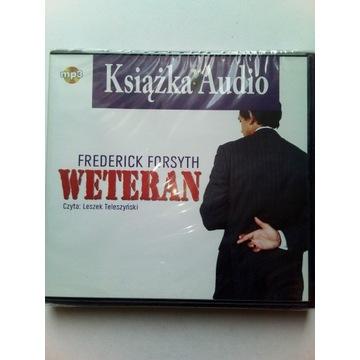 Weteran Frederick Forsyth - Audiobook