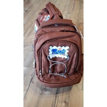 Plecak (może być szkolny) z wyposażeniem, ST.RIGHT