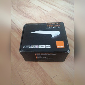 Sagemcom 2704 modem WIFI ADSL