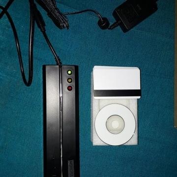 MSR206 Czytnik i programator kart bankomat MSRE206