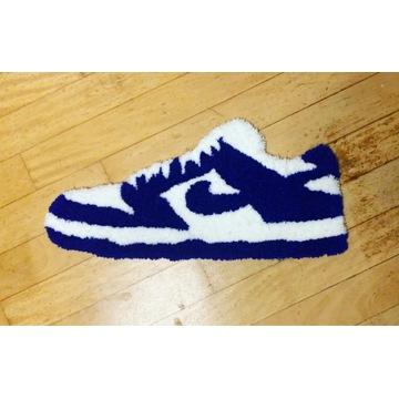 Nike dunk sb low custom dywanik