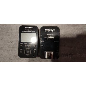 Wyzwalacz YN-622N-TX oraz YN-622N Nikon