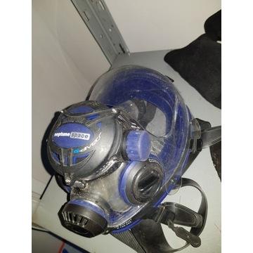 "Maska pełnotwarzowa NEPTUN G-Divers ""Space"""