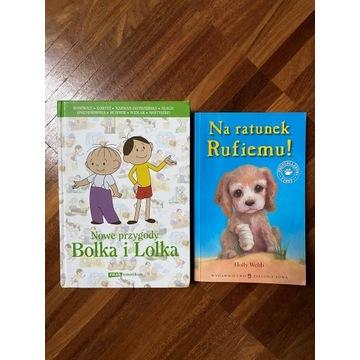 Nowe przygody Bolka i Lolka + 1 książka gratis