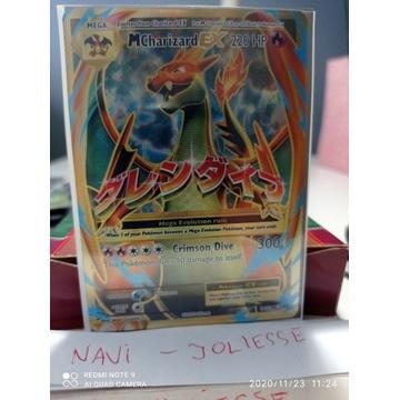 Pokemon MCharizard EX Full M/NM 101/108 Evolutions