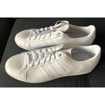 Adidasy białe – rozmiar 47,5 lub 12