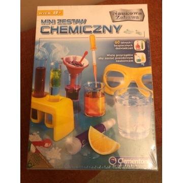 Mini zestaw chemiczny - Clementoni