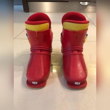 Buty narciarskie dla dziecka ALPINA