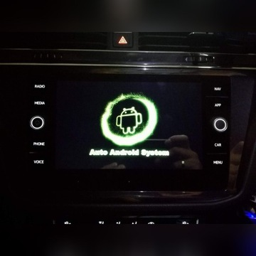 Android  BOX  Tiguan / Golf modele po 2015