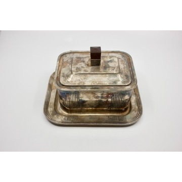 Cukiernica Art Deco plater