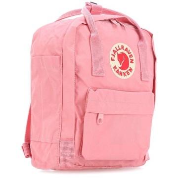 Kanken plecak 16 litrowy Pink różowy