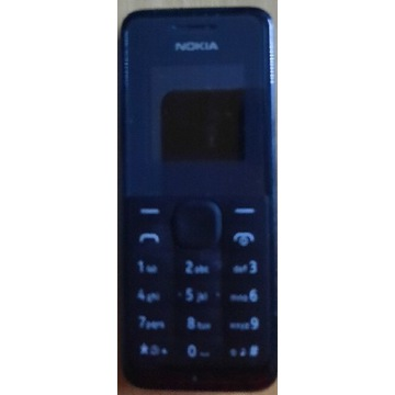 Nokia 105 uszkodzona
